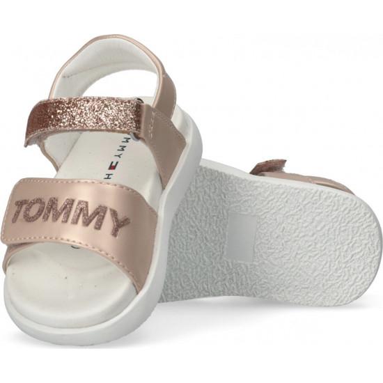 TOMMY HILFIGER T1A2-31036-0569Χ122 NUDE-PINK